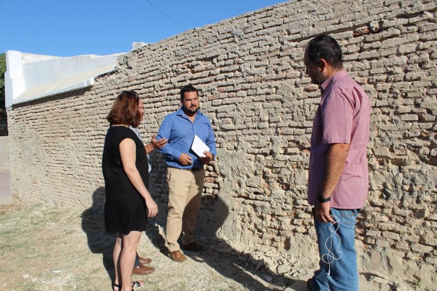 Comienza Las Obras Para La Eliminacion De Humedades En Los Muros - Muros-exteriores
