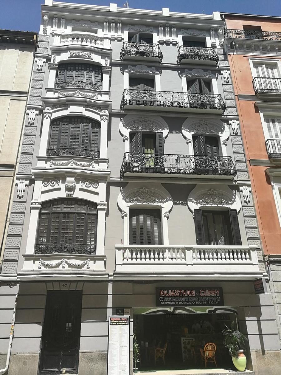 Arquitectos honorio aguilar abre oficina en madrid al - Arquitectos en madrid ...