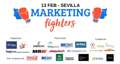 La primera edición de Marketing Fighters llega a Sevilla con un evento dedicado al e-commerce